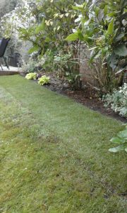 AFTER: Turf Laying by The Landgirl